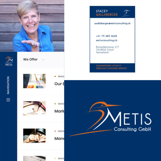 Branding Metis Consulting